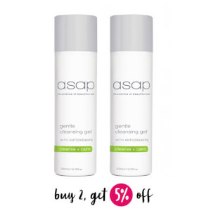 Buy 2 asap Gentle Cleansing Gel 200ml And Save
