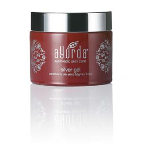 Ayurda Ayurvedic Skincare Silver Gel 65g