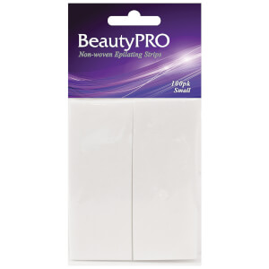 BeautyPro Non Woven Wax Strips Small