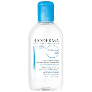 Bioderma Hydrabio Cleansing Micellar Water Dehydrated Skin 250ml