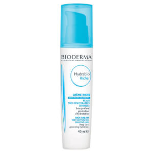 Bioderma Hydrabio Rich Moisturising Cream For Very Dehydrated Sensitive Skin 40ml