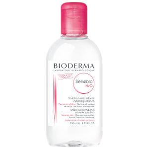Bioderma Sensibio H2O Make-Up Removing Solution Sensitive Skin 250ml