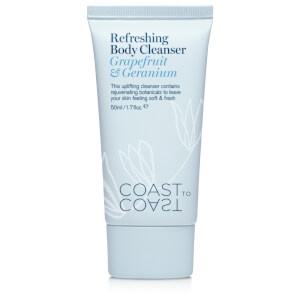 Coast to Coast Coastal Refreshing Body Cleanser 50ml