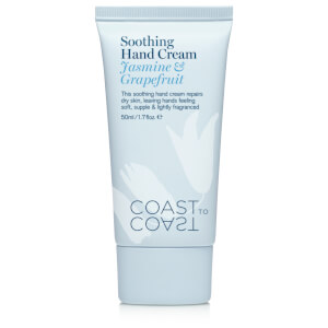 Coast to Coast Coastal Soothing Hand Cream 50ml