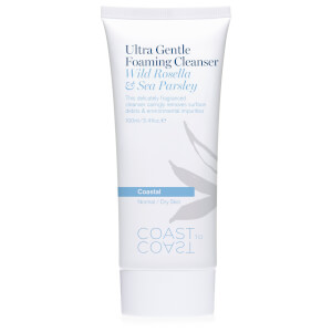 Coast to Coast Coastal Ultra Gentle Foaming Cleanser 100ml