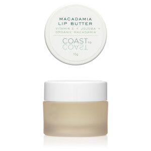 Coast to Coast Rainforest Macadamia Lip Butter 15ml
