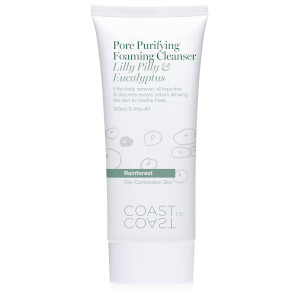Coast to Coast Rainforest Pore Purifying Foaming Cleanser 100ml
