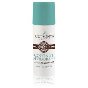 Eco Tan Coconut Deodorant 60ml