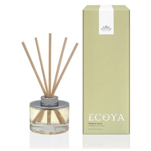 ECOYA French Pear Mini Reed Diffuser 50ml