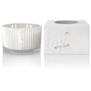 ECOYA Grand Celebration Candle - White Musk And Warm Vanilla 900g