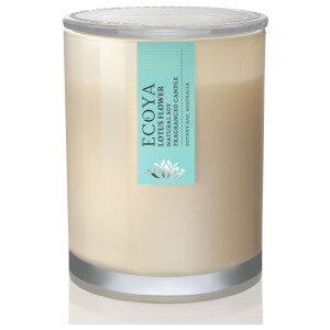 ECOYA Lotus Flower Metro Jar Candle