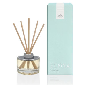 ECOYA Lotus Flower Mini Reed Diffuser 50ml