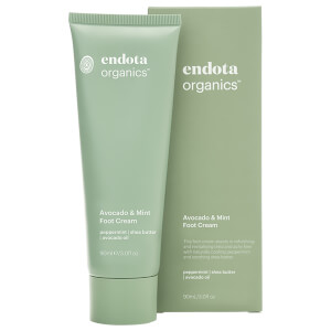 Endota Spa Avocado & Mint Foot Cream 90ml