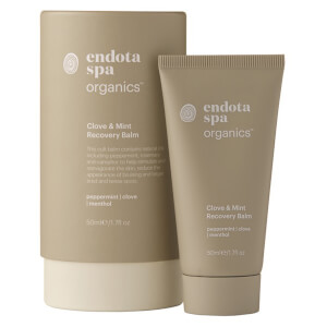 Endota Spa Organics Clove And Mint Recovery Balm 50ml