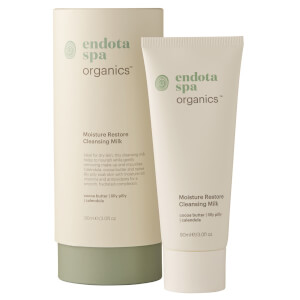 Endota Spa Organics Moisture Restore Cleansing Milk 90ml