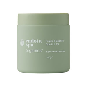 Endota Spa Sugar & Sea Salt Spa In a Jar 300g