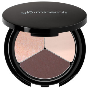 Glo Skin Beauty Eye Shadow Trio - Coffee