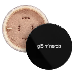 glo minerals Loose Base Powder Foundation - Beige Dark 10.5g