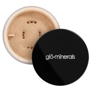 glo minerals Loose Base Powder Foundation - Golden Dark 10.5g