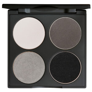 Gorgeous Cosmetics Custom Eyes 4 Pan Eye Shadow Palette - Smokey Eyes: Hollywood