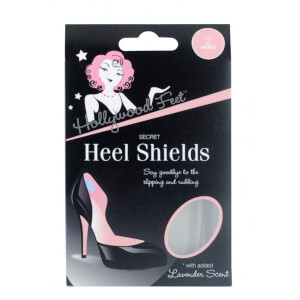 Hollywood Fashion Secrets Heel Shields 2 Pairs