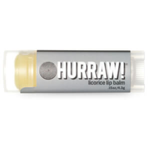 Hurraw! Licorice Lip Balm 4.3g