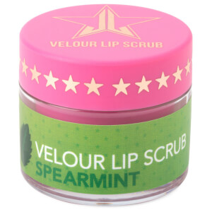 Jeffree Star Velour Lip Scrub - Spearmint 30g