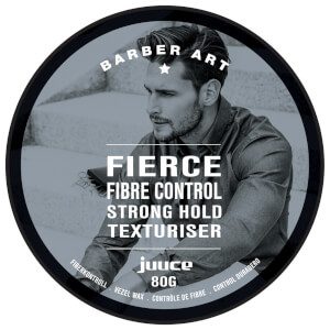 Juuce Barber Art Fierce Fibre Control Strong Hold Texturiser 80g