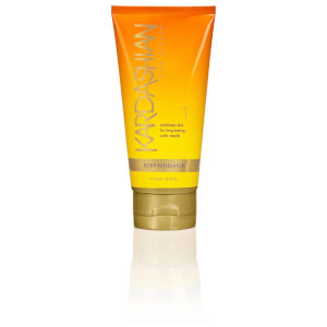 Kardashian Glow Sun Kissed Body Exfoliator 177ml - Step 1