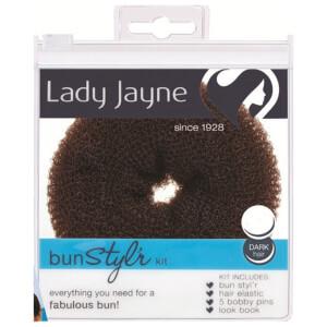 Lady Jayne Bun Styl'R Dark M/L
