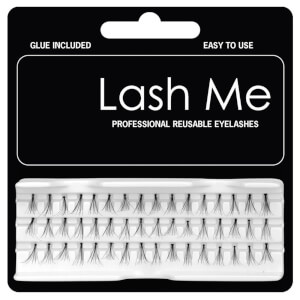Lash Me Lashes Individual Lash Ends Medium