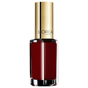 L'Oréal Paris Colour Riche Le Vernis Nail Polish #404 Scarlet Vamp 5ml