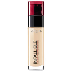 L'Oréal Paris Infallible 24hr Liquid Foundation #130 True Beige 30ml