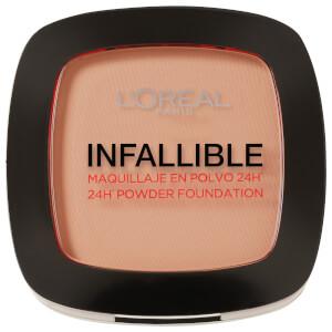 L'Oréal Paris Infallible Compact Powder Foundation - 225 Beige