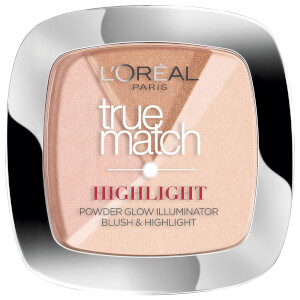 L'Oréal Paris True Match Highlight Powder Glow Illuminator #102D/W Dore Golden Glow 9g
