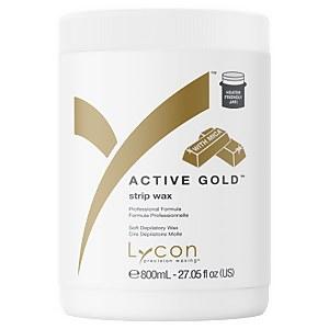 Lycon Active Gold Strip Wax 800ml