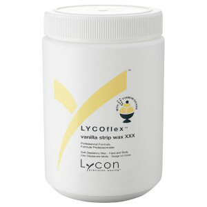 Lycon Lycoflex Vanilla Strip Wax Xxx 800ml