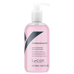 Lycon Pomegranate Hand And Body Lotion 250ml
