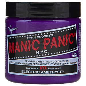 Manic Panic Semi-Permanent Hair Color Cream - Electric Amethyst 118ml