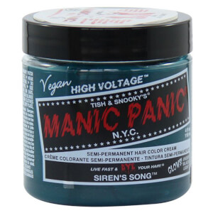 Manic Panic Semi-Permanent Hair Color Cream - Siren's Song 118ml