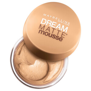 Maybelline Dream Matte Mousse Foundation Nude 18g