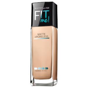 Maybelline Fitme Matte + Poreless Foundation #120 Classic Ivory 30ml