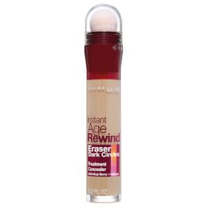 Maybelline Instant Age Rewind Eye Dark Circle Eraser Concealer + Treatment Light 6ml