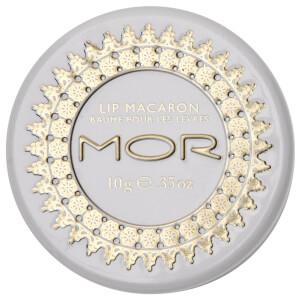 MOR Lip Macaron Balm - French Vanilla 10g