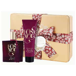 MOR Lust Rosa Noir Hand Cream And Perfume Gift Set