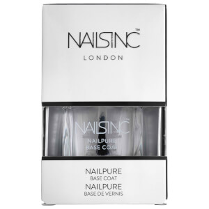 nails inc. Nailpure Base Coat 14 ml