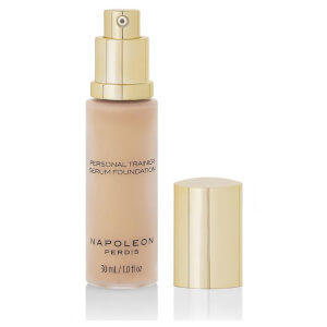 Napoleon Perdis Personal Trainer Serum Foundation 30ml - Look 1