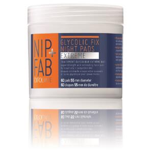 Nip + Fab Glycolic Fix Night Pads Extreme - 60 Pads