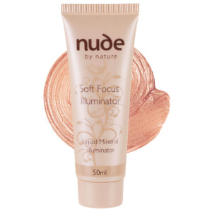 nude by nature Soft Focus Liquid Mineral Illuminator 50ml