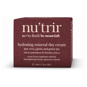nu'trir Hydrating Mineral Day Cream 50ml